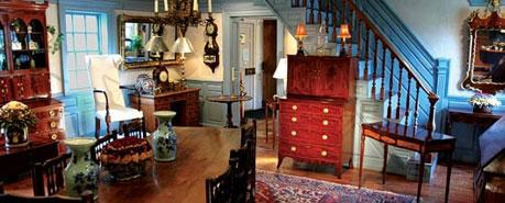 Fine Period Antiques, Maine Antiques Dealer