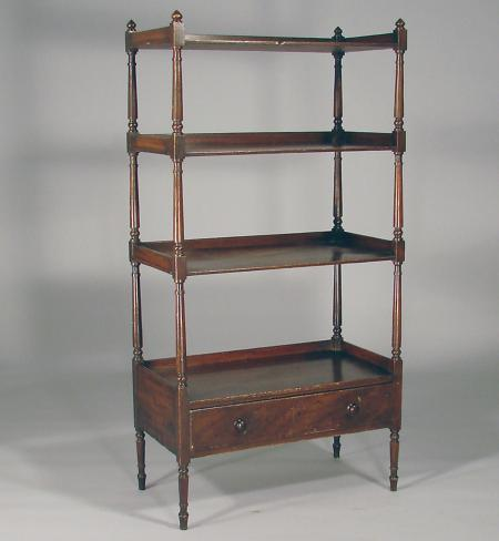 Etagere in Original Paint - A12717