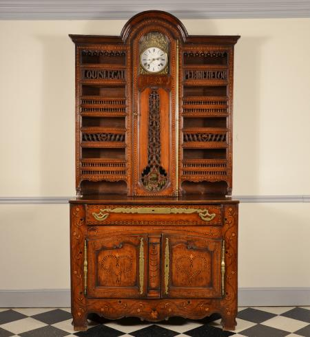 French Clock Cupboard - DJ14225
