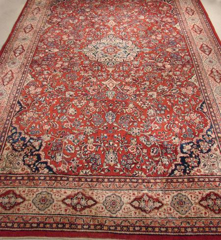 Oriental Heriz Rug or Carpet - DJ15508