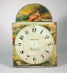 Arched Top Clock Face - A11451