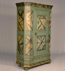 Painted Cupboard - A14062