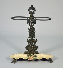 Umbrella Stand with Dolphins - A14546
