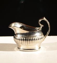 Silver Luster Pitcher - A15861