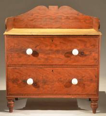 Painted Chest/Server - A16963