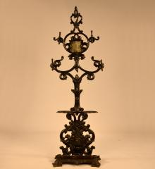 Colebrookedale Cast Iron Hall Tree - R14165