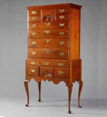 Queen Anne Cherry Highboy - RDA11705